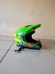 Capacete Ls2 Motocross Brasil