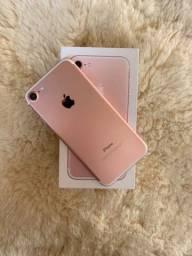 vende_se iphone 7 rose 32gb