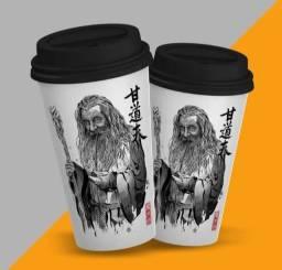 Copo Starbucks Gandalf