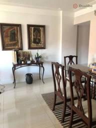 Apartamento no Cond. Alphaville com 126,00m², 3 (três) dormitórios à venda por R$ 600.000