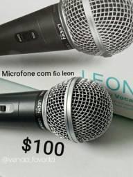 Microfones Conheça nossos produtos loja online