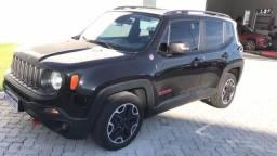 Jeep Renegade Diesel 4x4 Trail Walk