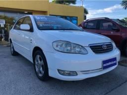 Corolla Xei Automático completo + couro 3 dono bem conservado entrada R$ 3990.00 + 48 X