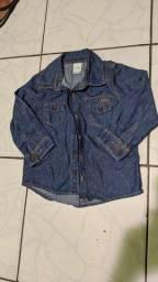 Jaqueta jeans 3 anos Alakazoo