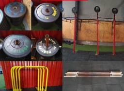 Equipamentos CrossFit / CrossTraining