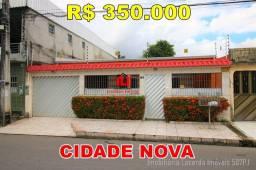 Casa com 3 quartos sendo 1 suíte na Cidade Nova, Canaranas