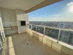 Apartamento, 134m², 3 suites, andar alto, com armarios, 2 vagas na garagem, R$ 890mil