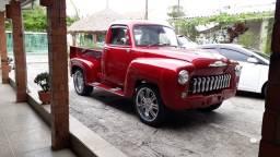 Chevrolet Brasil 63, motor 6 cilindros original
