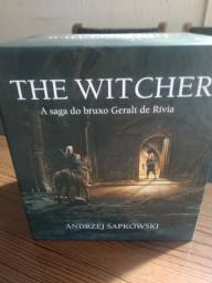 Box The Witcher - Capa Clássica
