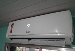 Ar condicionado da marca Consul inverter, 12 btus,com apenas alguns meses de uso.