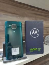 Moto g9 play zero com nota