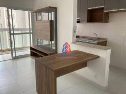 Apartamento com 3 dormitórios à venda, 72 m² por R$ 450.000 - Residencial Villa Unitá - Sa