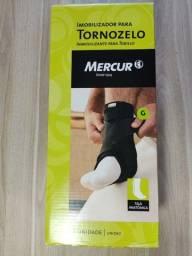 Imobilizador de Tornozelo Mercur G com tala anatômica