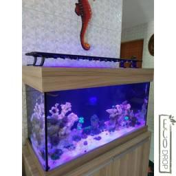 Luminária para aquário