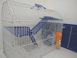 Gaiola USADA para hamster + acessórios