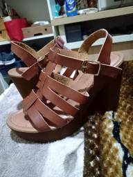 Sandália para verão n39