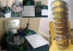 Laboratório para Gipsita e Gesso