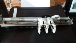 Peça para colocar cartuchos em impressora 1516 HP