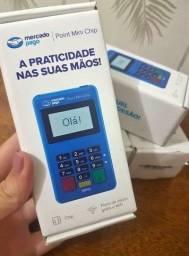 Não Precisa De Celular - Point Chip Mercado Pago 3 Anos De Garantia  Nova e Lacrada !!