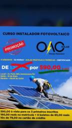 Curso instalador fotovoltaico #Oacsolar