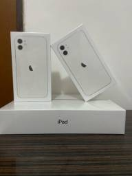 iPhone 11 Branco LACRADO - 64GB