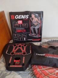 Título do anúncio: Aparelho de Ginástica Genis fitness novo na caixa