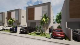 E.  Casa Duplex - 133m² - 4 Suites -   580mil