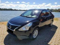 Nissan Versa 1.6 SV FlexStart 2018 Automatico Unico Dono C/ 45.000 Km