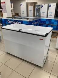 Freezer 468 litros Nova serpentina em cobre