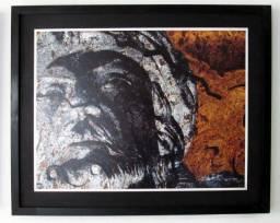 Congonhas I - Arte Digital De Claudio Boczon