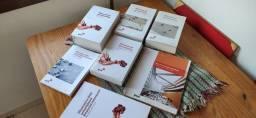 Coleção Contabilidade PWC - 5 livros e 2 apostilas