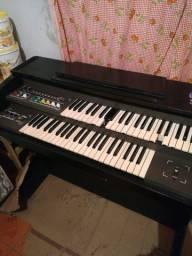 Órgão musical elétrico LEIA A DESCRIÇÃO