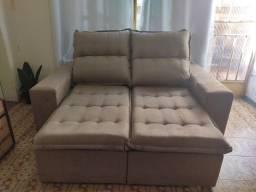 Sofá novo - nunca usado