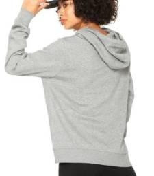 Moletom Nike Sportswear Cinza (Novo)