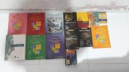 Vendo livros de enfermagem e outros