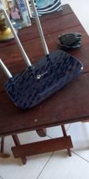 Vendo roteador Wifi aceita ate 500 megas novinho funciona perfeitamente