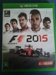 Jogo F1 2015 para Xbox one comprar usado  São Paulo
