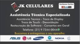 Assistencia Especializada em smartphone