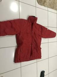 Casaco térmico frio - super acolchoado