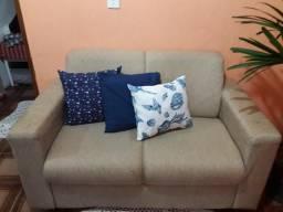 Sofa 2 lugares semi novo_Maresias