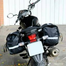 Alforge para moto