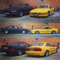 Miniaturas BMW 850i 1:18