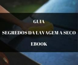 Curso - Segredos da Lavagem a Seco (Ebook, Curso On-line)