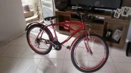 Bicicleta Caicara/Zerada/3 Ou 2 Vezes De Uso/Aro-29