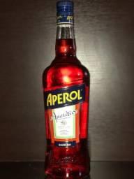 NOVA.100%Original.Garrafa d Aperol Spritz Italiana lacrada 1 L.Dependendo do lugar entrego