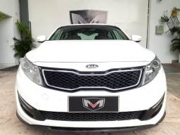 Kia Motors Optima 2.4 EX 16V 2012/2013 Optima Branco - 2013