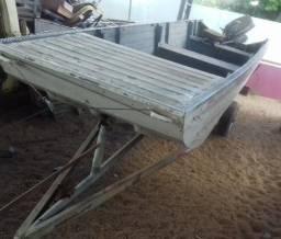 Barco em aluminio - 2006