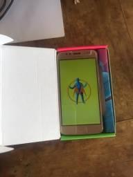 Celular Motorola moto g5s novissimo cx e nota