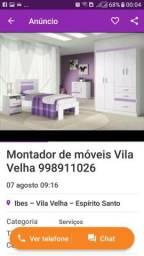 Montagem em Vila Velha 24horas 997468462