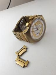 Relogio Swatch serie ouro